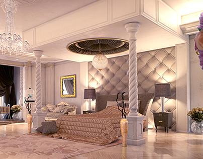 Bedroom Suite - Villa