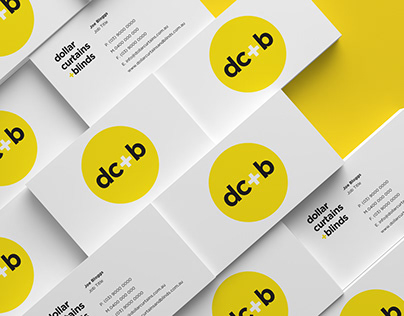DC+B Brand Identity