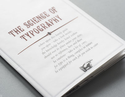 The Science of Typography