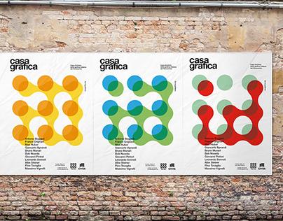 Casa Grafica — Tre Oci Venezia