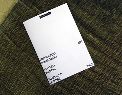SBAGLIATO Folder Art Trio