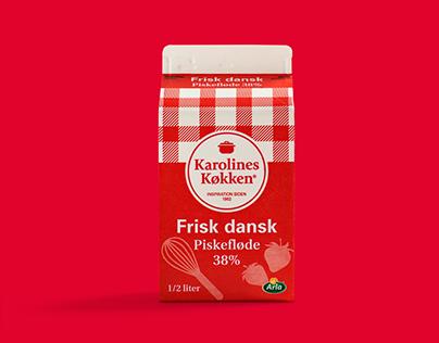 Karolines Køkken - Brand Identity