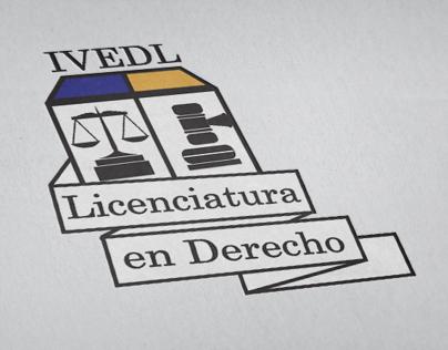 Logotipo Licenciatura en Derecho(Propuesta de concurso)