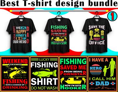 Best T Shirt Design Bundle-1