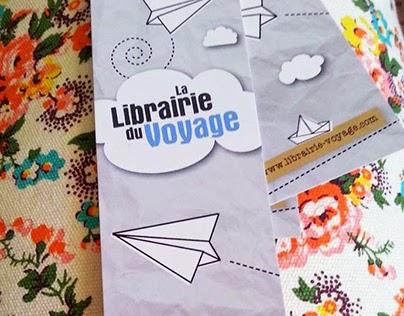 Communication d'Ariane, la librairie du voyage (Rennes)
