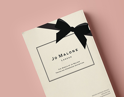 Jo Malone London Traveling Fragrance Exhibition