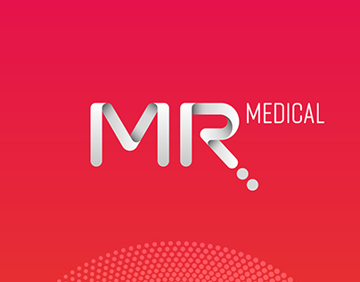 MR Medical - branding project