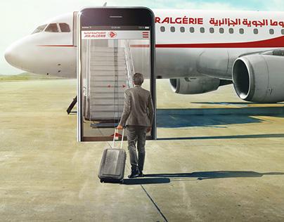 Air Algérie online check in