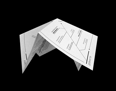 HipHipLibrary / Structura Info Brochure