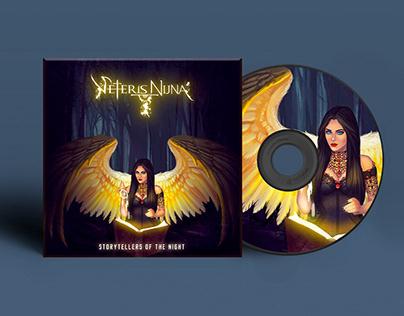 Arte para Veteris Nuna EP/ CD