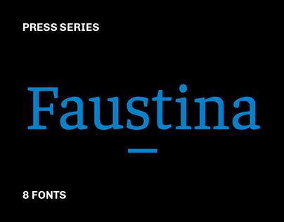 Faustina [Press Series]