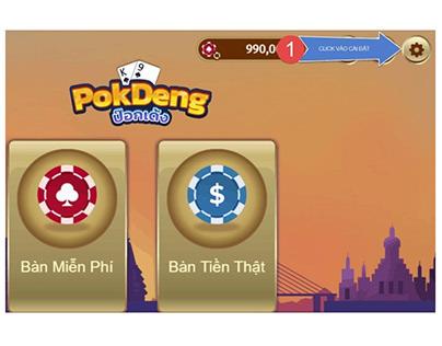 Luật chơi Pok Deng VN88 và cách chơi Pok Deng Online