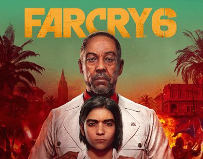 Far Cry 6 Animated Home Hero