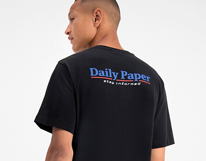 Daily Paper Clothing - FW18: Graphic Design