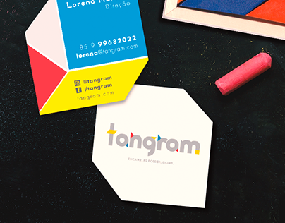 Tangram // Naming & Visual Identity