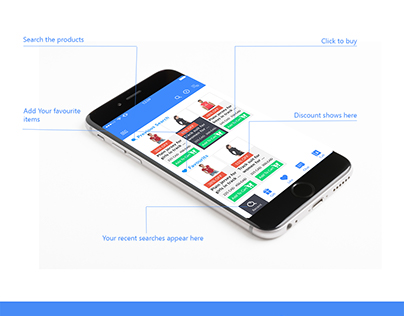 Sports eCommerce app UI Design Concept