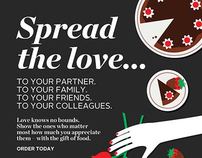 Pusateri's Fine Food - Valentines day