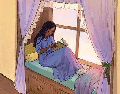 May 2019 Illustrations