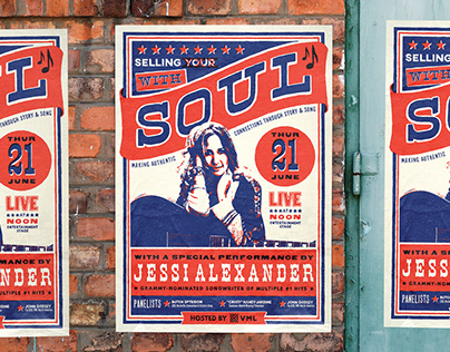 Selling With Soul Poster