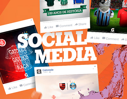 Gatorade - Social Media