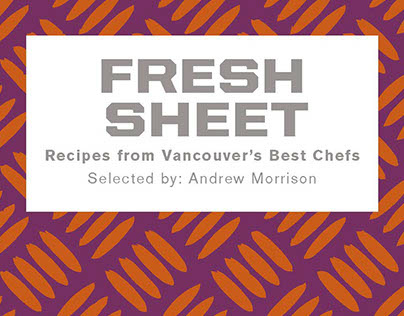 Fresh Sheet Cookbook
