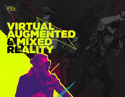 VR / AR / MR Design