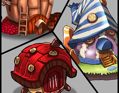 Fantasy City Building Game - Part II