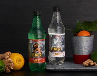 Liger Packaging Design
