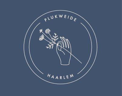 Plukweide logo design