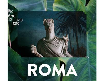 #INSTAPESTRY / Mama Roma