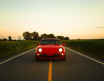 Sam's 1987 Porsche 924s