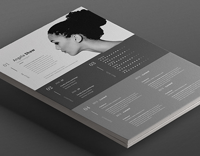Orion Resume Template
