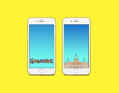 Snapchat Geofilter (Hannover)
