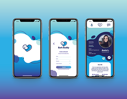Startup App Design