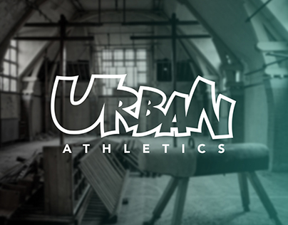 Urban Athletics logo design