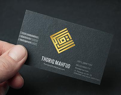 Logo Thoriq Group