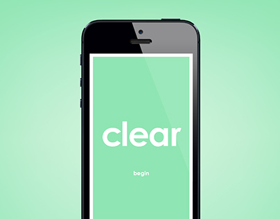 Clear Phone App