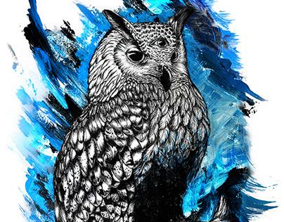 Dark S-owl