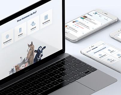 Boehringer Ingelheim - Webshop (2018)
