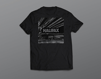 "Halifax ""Sick Meets Tired"" single artwork"