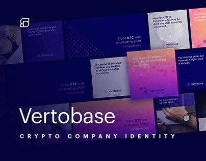 Vertobase - crypto exchange site