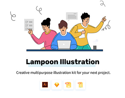 Lampoon Illustrations