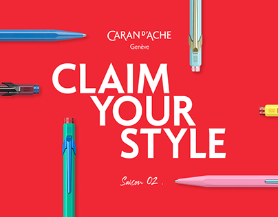 CLAIM YOUR STYLE - Campaign 2020