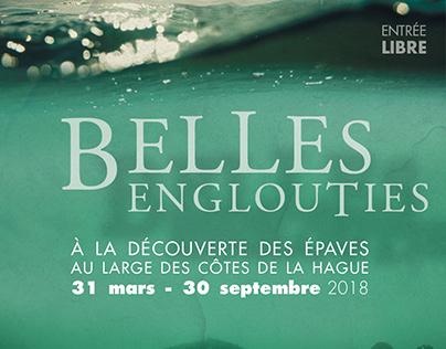 "Exposition ""Belles Englouties"" - Manoir du Tourp"
