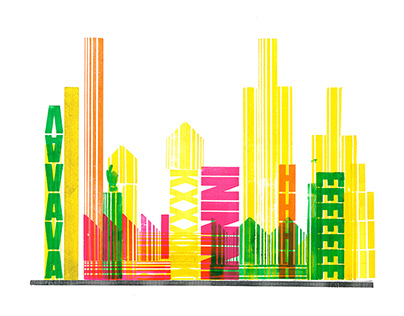 Typographic city