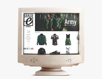 Boutique en ligne Eskis