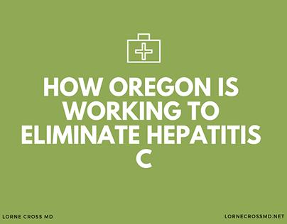 Lorne Cross MD | Oregon and Eliminating Hepatitis C