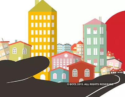 Modern urban communities