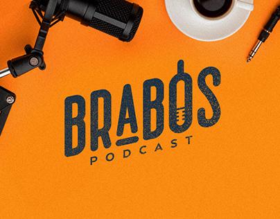 Brabos Podcast Branding