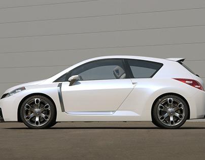Nissan Sports Concept 2005